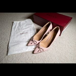 Bally Lisetta Pink Pump